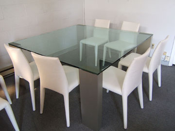 Porro Beam Table (Chairs not included)