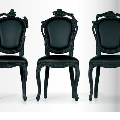 Moooi Smoke Side Chair(s) U2013 Designed By Maarten Baas U2013 2 6 Available. A  Rare Opportunity To Purchase Maarten Baasu0027 Famous U0027Smokeu0027 Chairs.