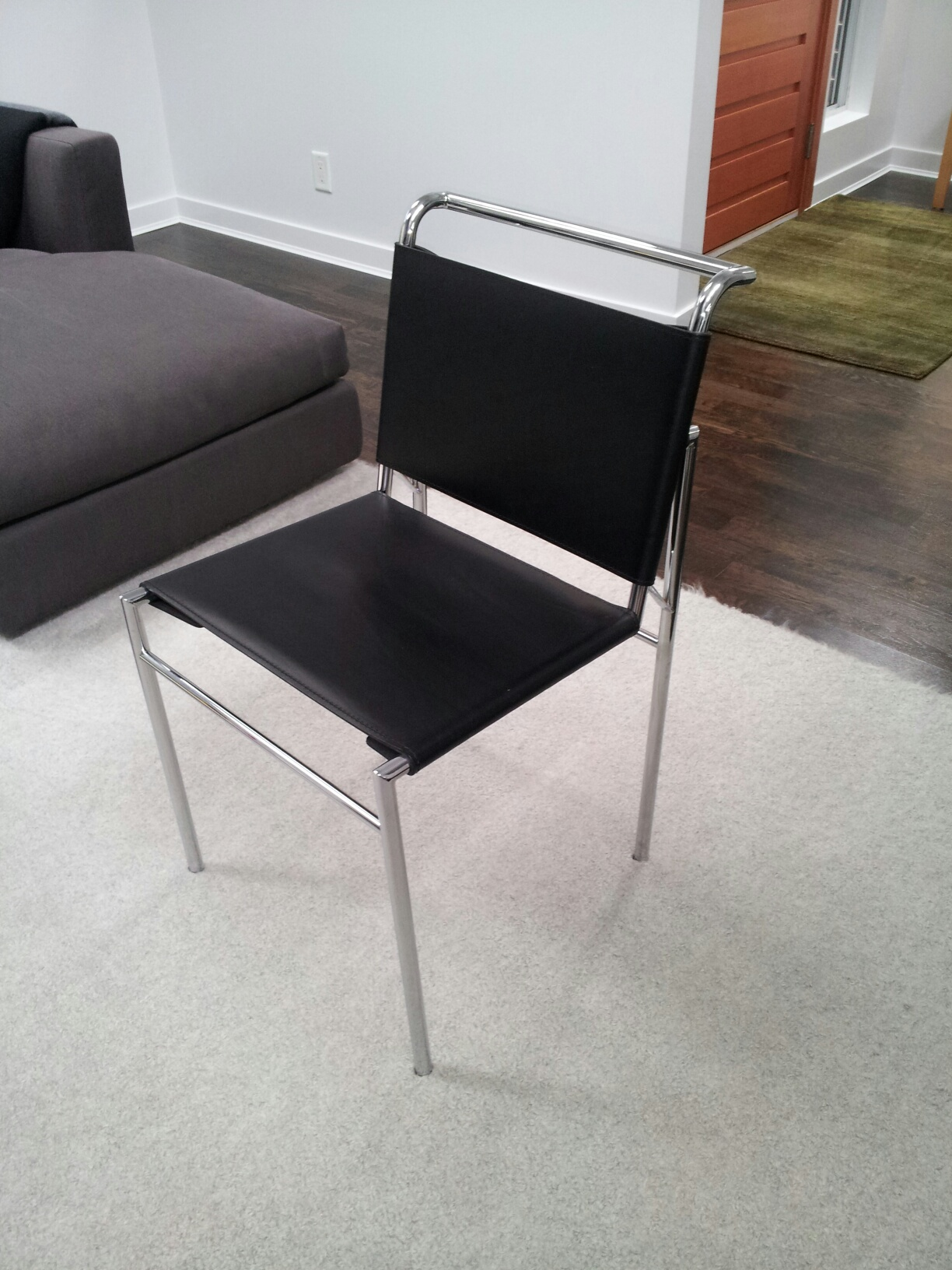eileen grey furniture. FOR SALE: Eileen Gray Side Chairs X 4 \u2013 Manufacturer: BRF Funzionalisimo Made In Italy Revision Interiors Grey Furniture